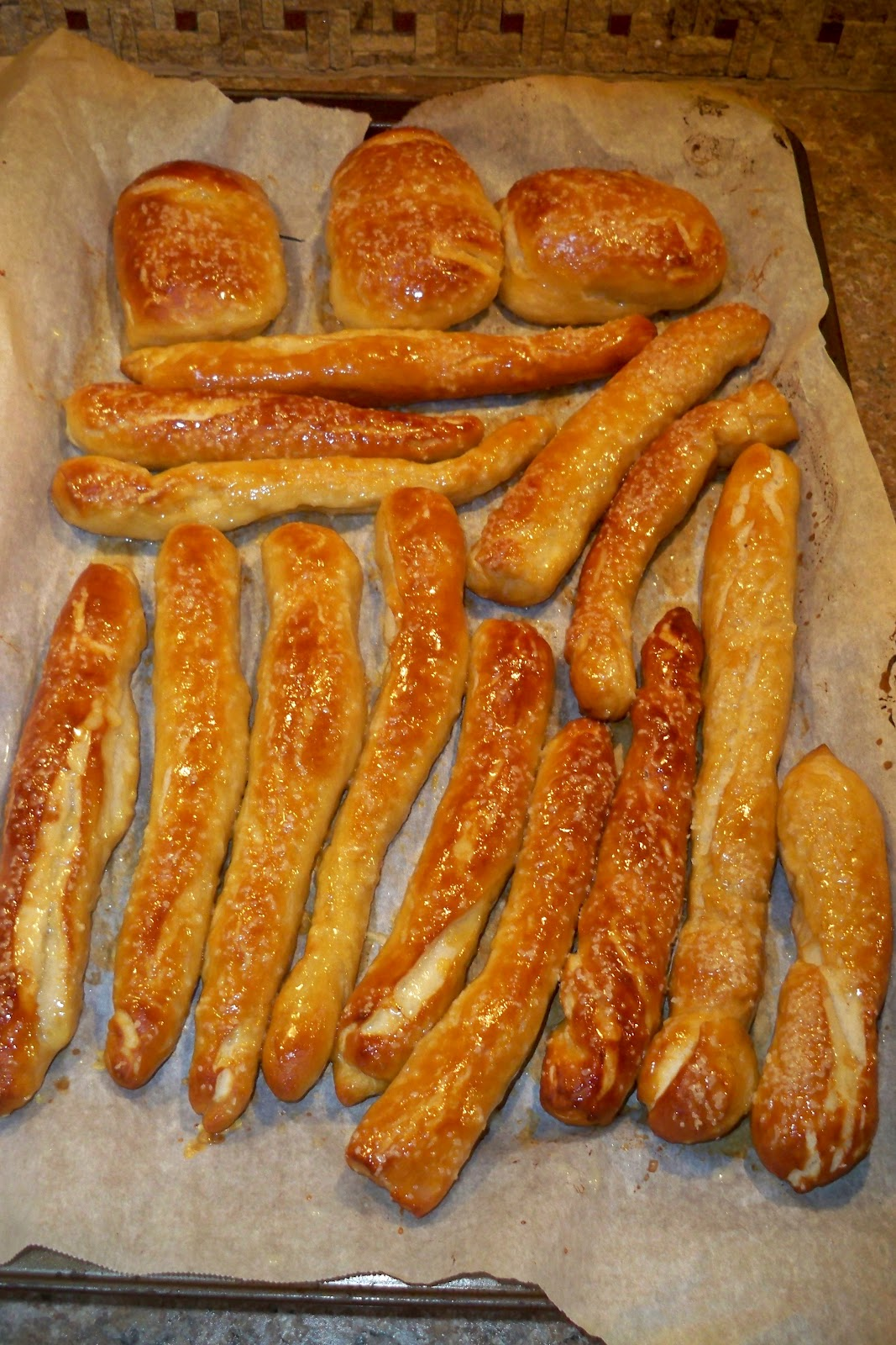 Homemade-Pretzel
