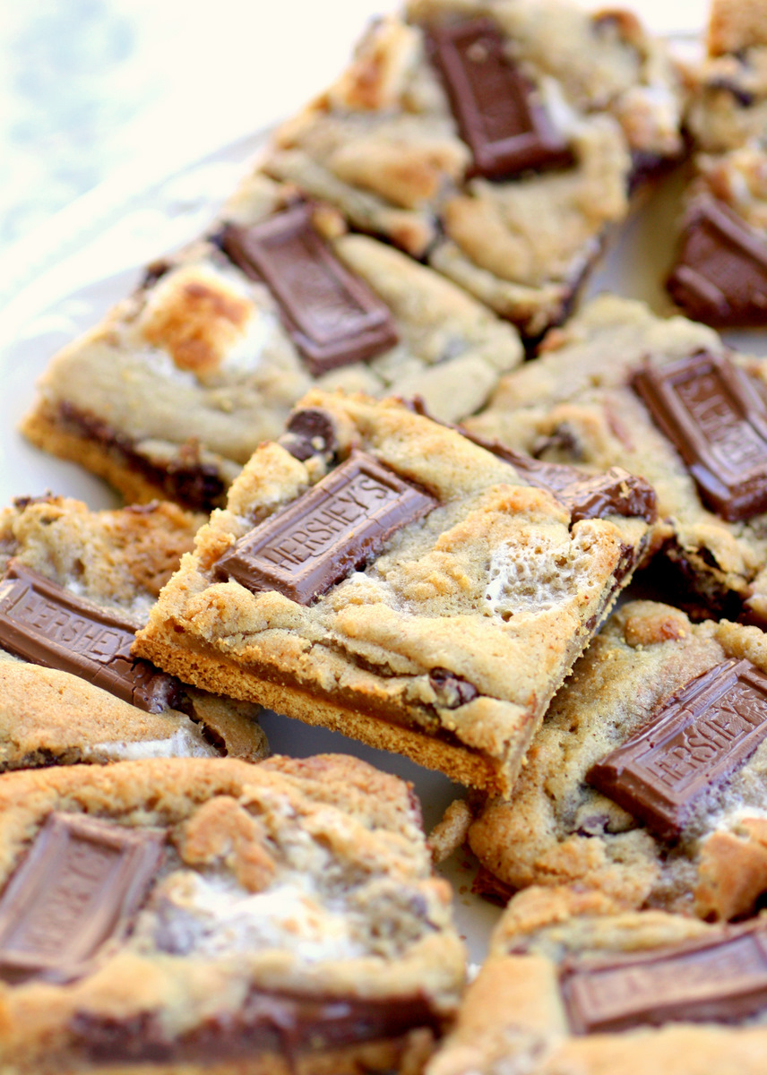 S'mores Cookies | Quick & Easy Recipes