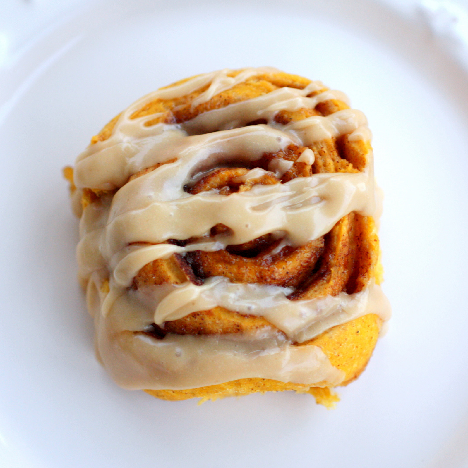 Pumpkin Cinnamon Rolls with Caramel Frosting | Quick & Easy Recipes