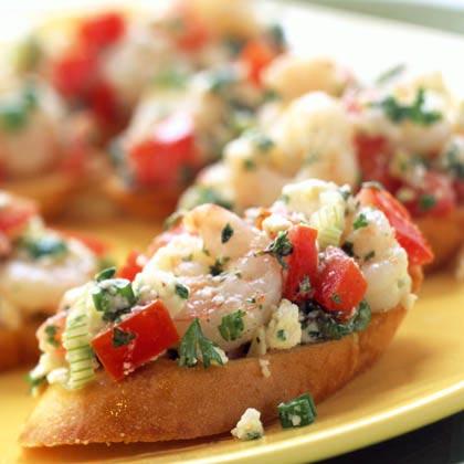 Turkish-Shrimp-Bruschetta