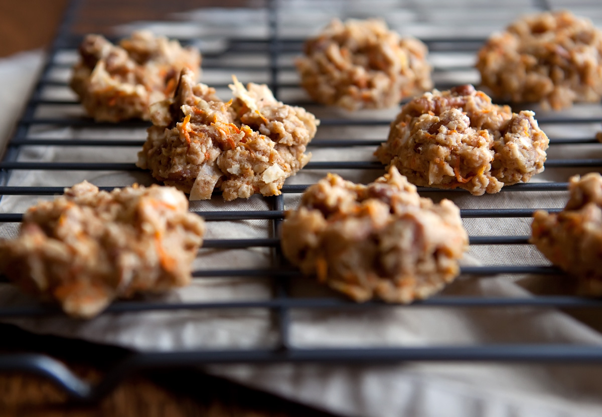 Carrot-Oatmeal-Cookies | Quick & Easy Recipes