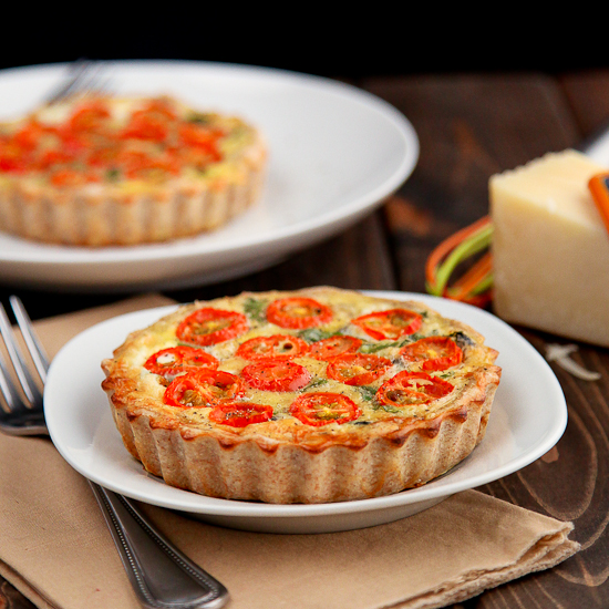 ... vegetable quiche makes four to five 5 inch mini quiches or 1 big