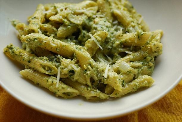 Simple-Pesto-Pasta