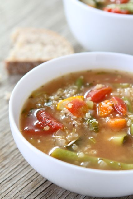 Vegetable-Quinoa-Soup