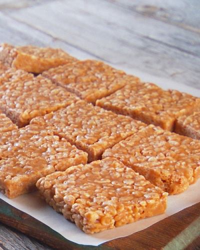 No-Bake-Peanut-Butter-Rice-Krispies-Cookies