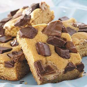 Blond-Butterscotch-Brownies
