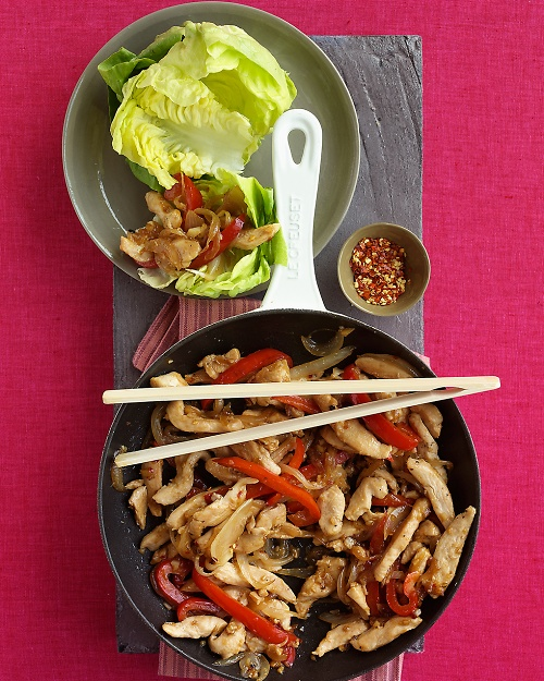 Chicken-Stir-Fry-Wraps