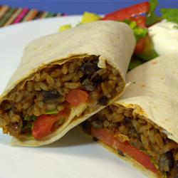 Black-Bean-and-Rice-Burritos