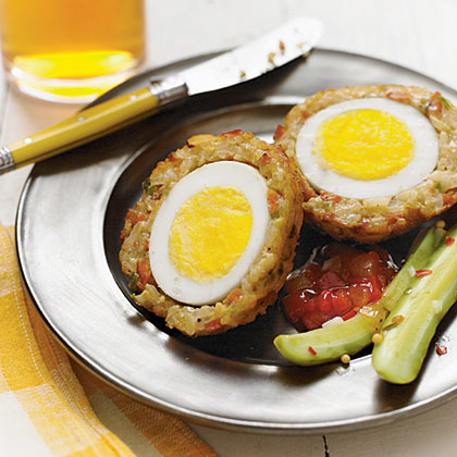 Dirty-Rice-Scotch-Eggs