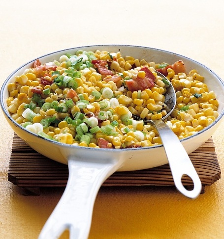 Sauteed-Corn-Bacon-and-Scallions