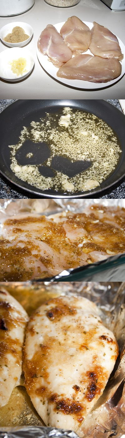 Baked-Brown-Sugar-Garlic-Chicken