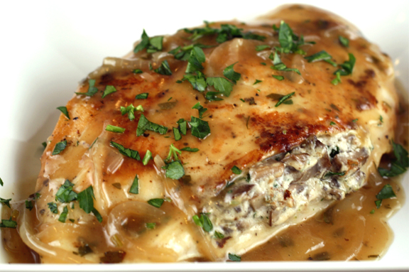 Italian-Stuffed-Chicken-Recipe