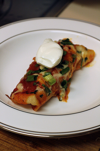 Chicken-Mole-Enchiladas
