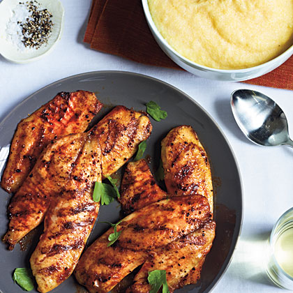 Grilled-Tilapia-with-Smoked-Paprika-and-Parmesan-Polenta