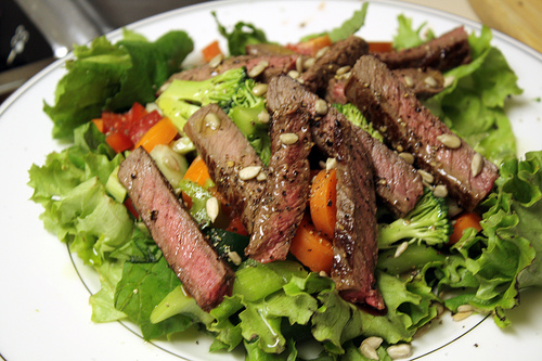 Quick and Easy Steak Salad | Quick & Easy Recipes