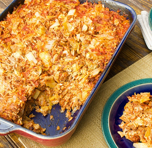 Cabbage-Roll-Casserole