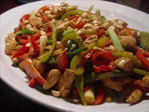 Szechuan-Chicken