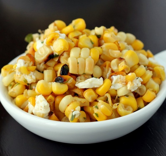 Grilled-Corn-Salad-with-Cotija-Cheese