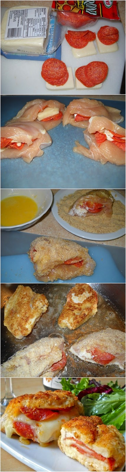 Pepperoni-Mozzarella-Stuffed-Chicken-Breasts-Recipe