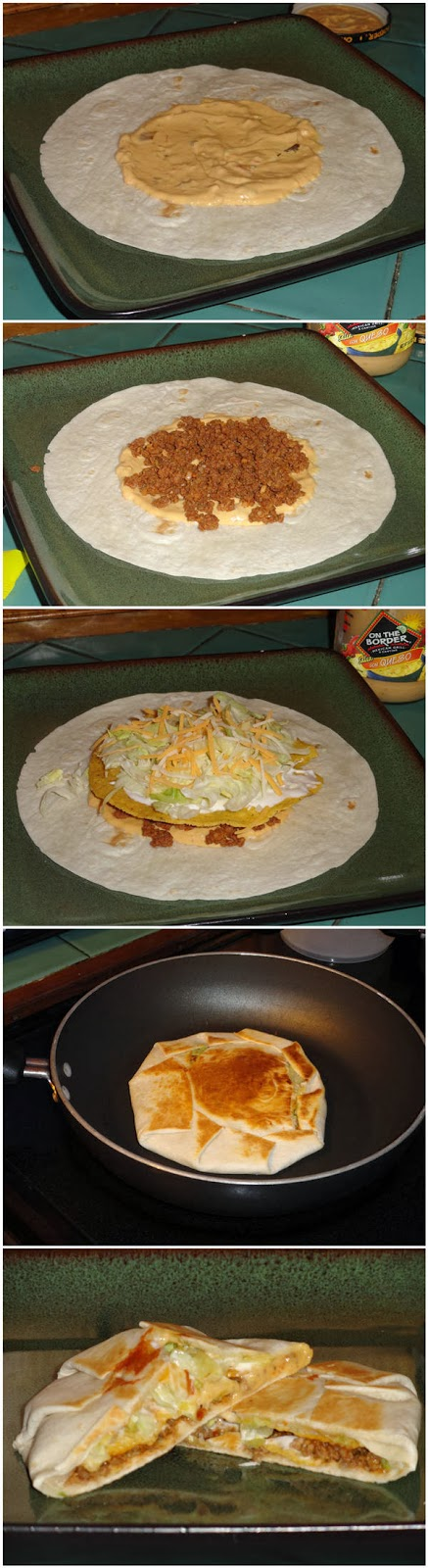 Yummy Crunchwrap Supremes Recipe