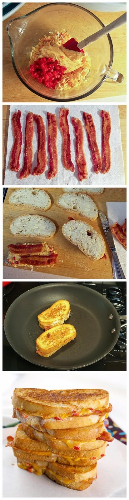 Four-Cheese-Grilled-Pimento-Cheese-and-Bacon-Sandwiches-Recipe