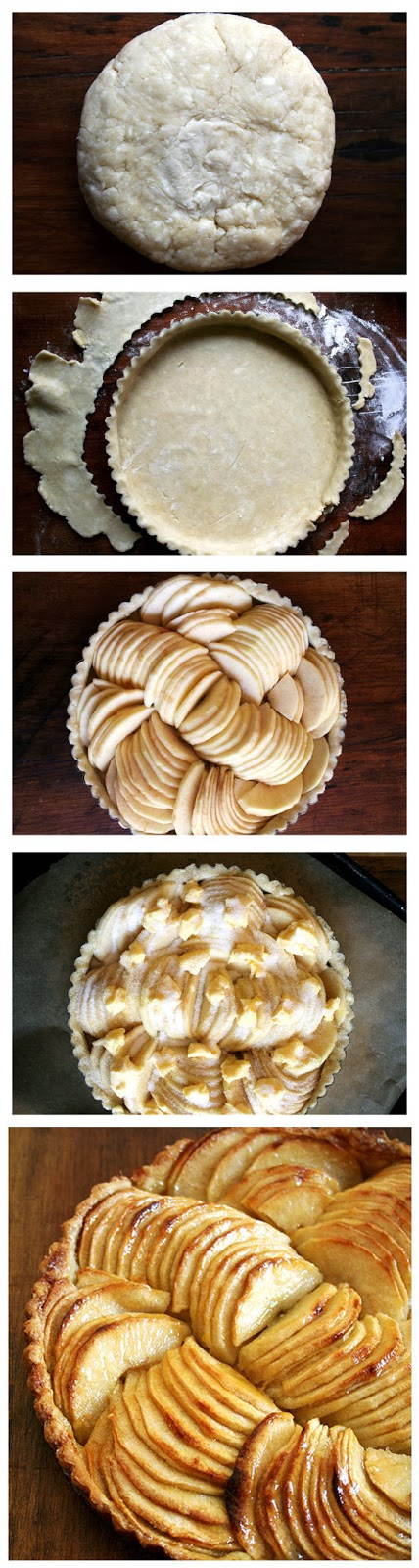 French-Apple-Tart-Recipe