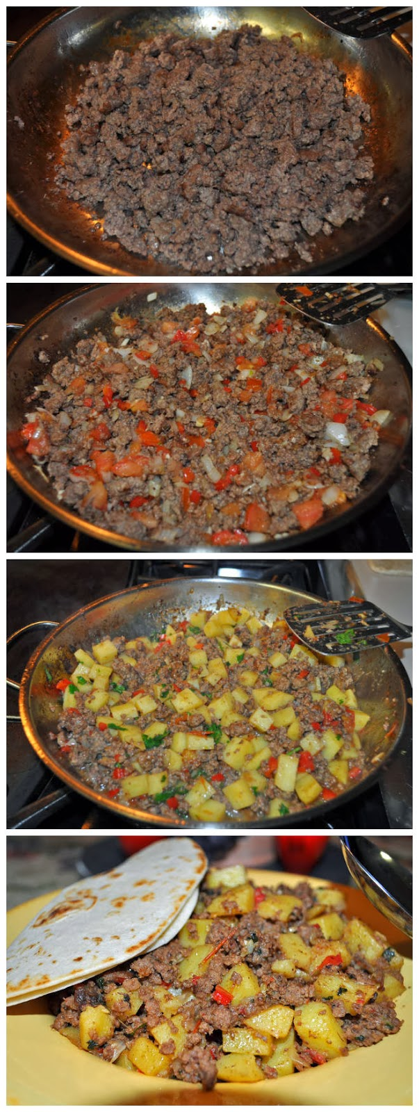 Shrimp Picadillo Recipes — Dishmaps