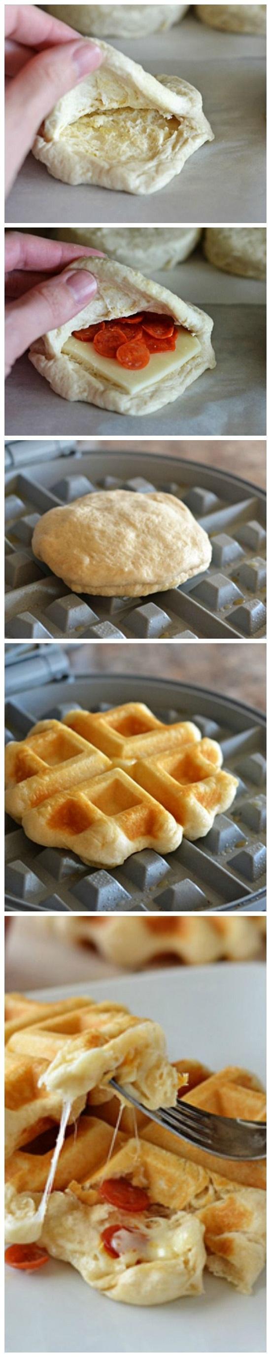 Pizza-Waffles-Recipe
