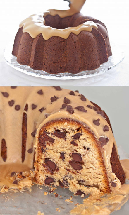 Chocolate-Chip-Peanut-Butter-Glaze-Pound-Cake-Recipe