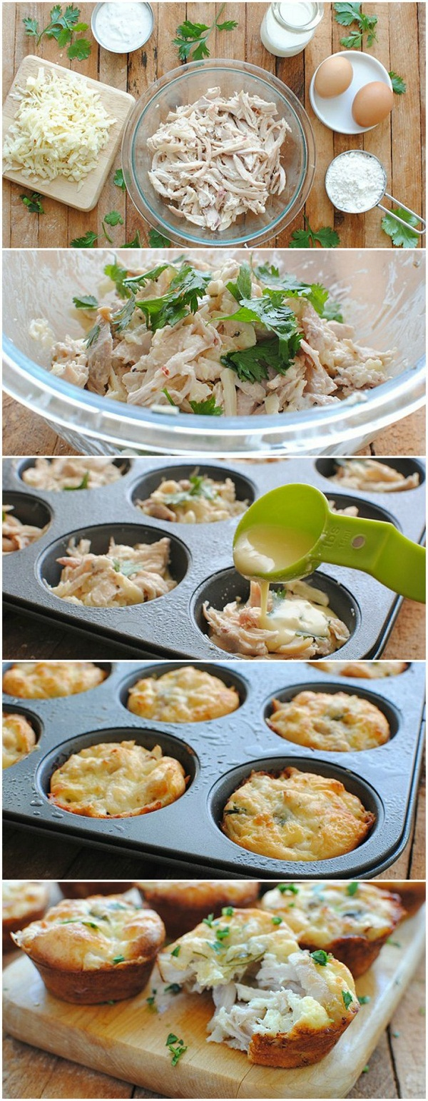 Mini-Tex-Mex-Chicken-and-Cheese-Pies-Recipe