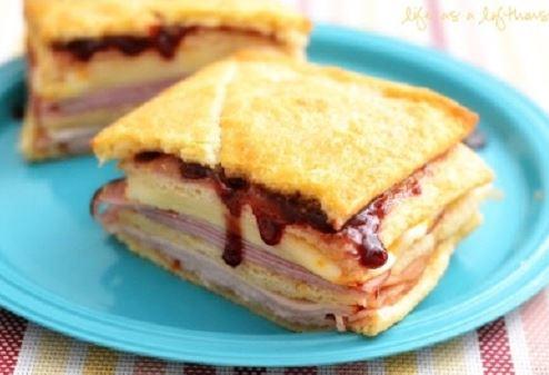 Monte Cristo Sandwiches Recipe Quick Amp Easy Recipes