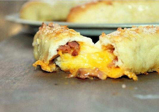Pastrami-and-cheese-stuffed-pretzel-sticks-Recipe