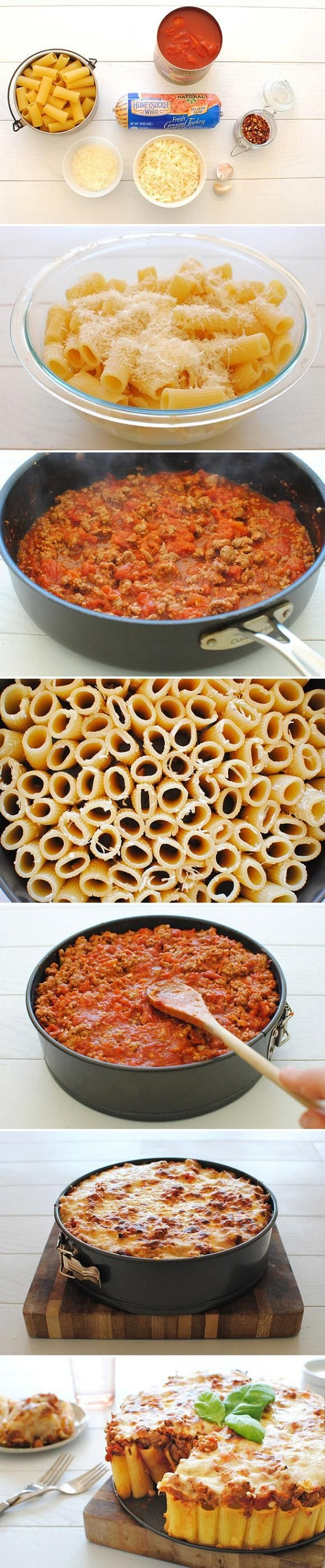 Rigatoni-Pasta-Pie-Recipe