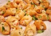 Crab Filled Crescent Wontons