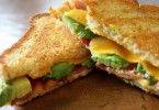 Bacon Avocado Grilled Cheese Recipe