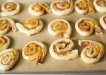 Ham Cheddar and Rosemary Pinwheels Recipe