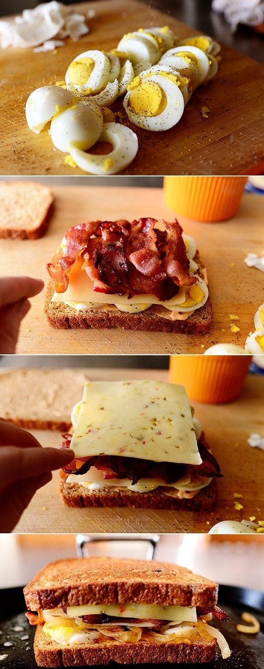Ultimate Grilled Cheese Sandwich